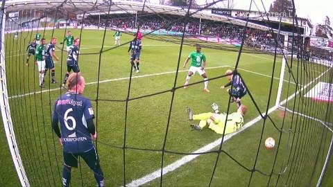 Höjdpunkter: Smylie målskytt när J-Södra besegrade Gefle