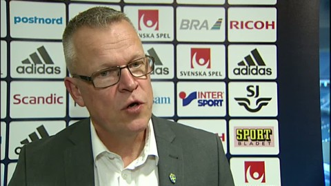 """Janne Andersson har inte drömt om förbundskaptenjobbet: """"Jag är en väldigt tråkig människa"""""""