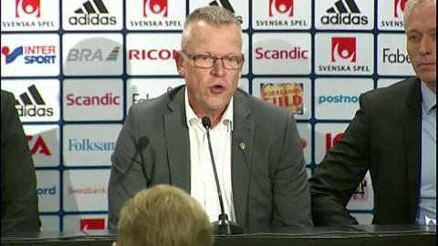 """Janne Andersson om förbundskaptenjobbet: """"Det är ett drömjobb"""""""