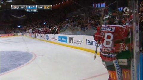 Lasch kvitterar mot Skellefteå - 1-1
