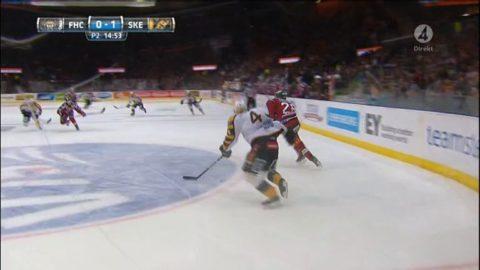Lasch och Sundström har vänt för Frölunda!