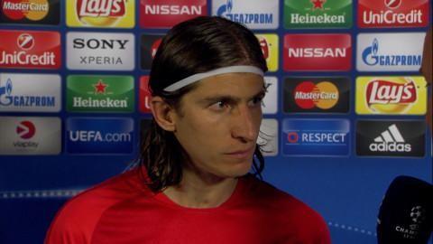"""Luis om det röda kortet: """"Det är inte rättvist"""""""
