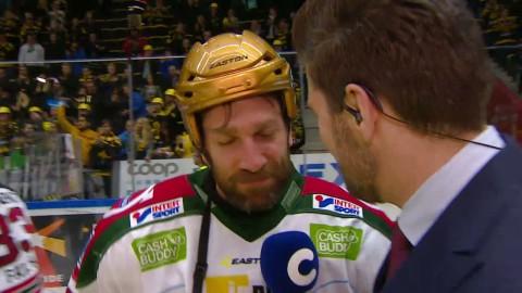 """Lundqvist: """"Vi hittade ett sätt att vinna"""""""