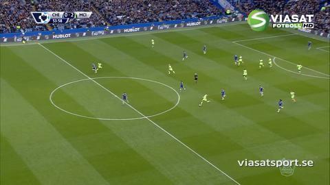 Mål: Agüero tvåmålsskytt när City utökar (0-2)