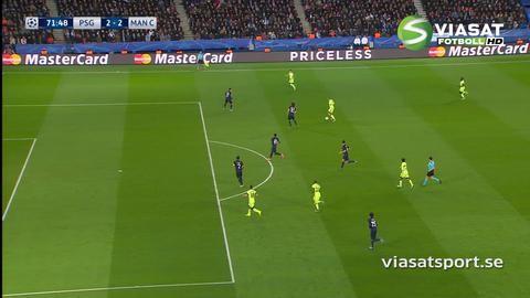 Mål: City kvitterar - Fernandinho nätar (2-2)