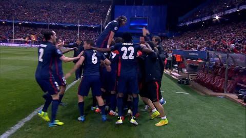 Mål: Griezmann tvåmålsskytt - säkrar segern för Atlético (2-0)