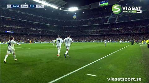 Mål: Läcker frispark fullbordar Ronaldos hattrick (3-0)