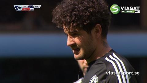 Mål: Pato nätar i debuten (0-2)