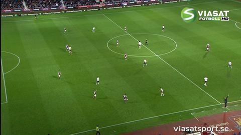 Mål: Rashford öppnar målskyttet för United (0-1)