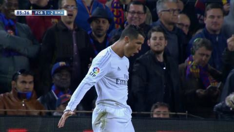 Mål: Ronaldo dunkar in avgörandet (1-2)