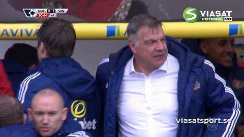 Mål: Watmore säkrar segern för Sunderland (0-3)