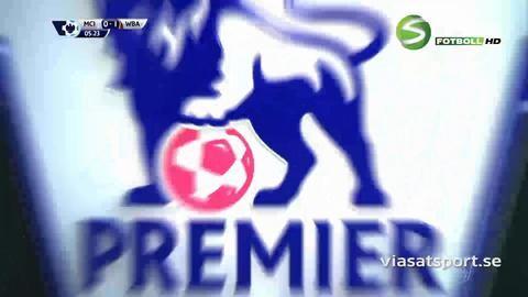 Mål: West Bromwich tar ledningen direkt (0-1)
