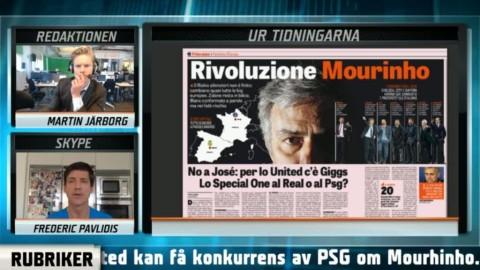 Man United kan blåsas på Mourinho - rykten om PSG