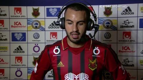 """Matchvinnaren: """"Vi ägde matchen från första minuten"""""""