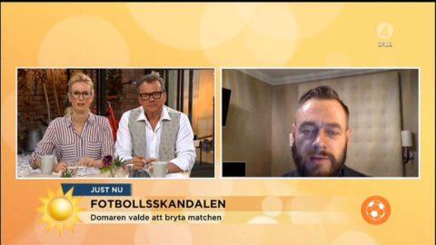 """Olof Lundh: """"Matchen lär sluta 3-0 till Malmö FF - politikerna gör inte tillräckligt"""""""