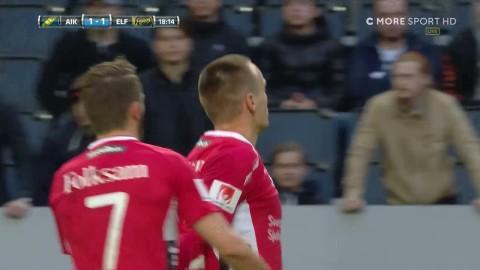 Prodell kvitterar för Elfsborg mot AIK