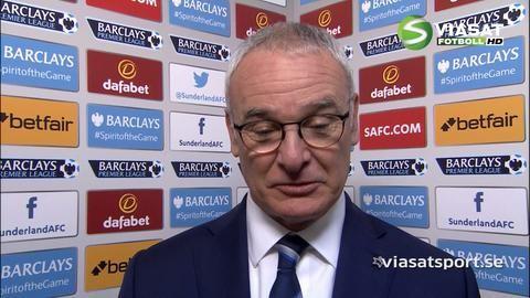 """Ranieri om Vardys dubbel: """"Han behövde det"""""""