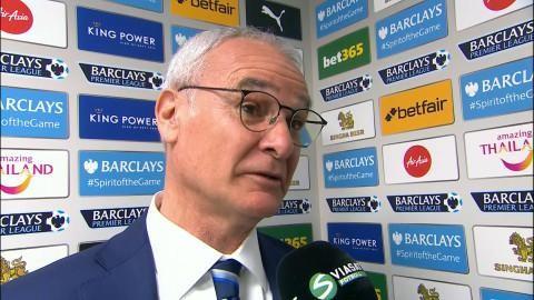 """Ranieri: """"Vill inte kommentera det kontroversiella"""""""