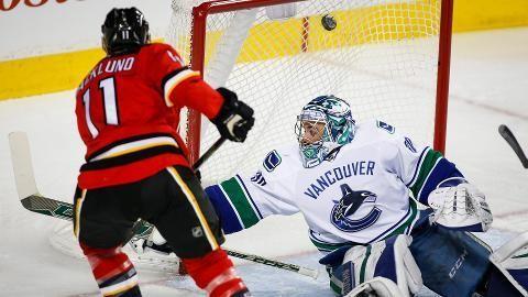 Sammandrag: Calgary-Vancouver 7-3