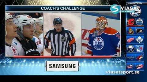 Sammandrag: Edmonton-Calgary (0-5)