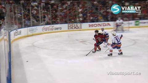 Sammandrag: Florida Panthers-New York Islanders (1-2)