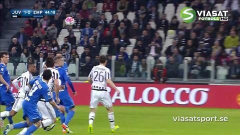Sammandrag: Juventus kvar på vinnarspåret