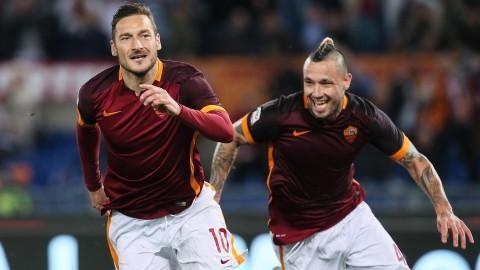 Sammandrag: Juventus seriesegrare efter Romas vinst