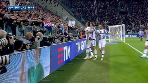 Sammandrag: Juventus tog komfortabel seger mot Lazio