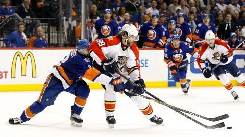 Sammandrag: NY Islanders-Florida (1-2)