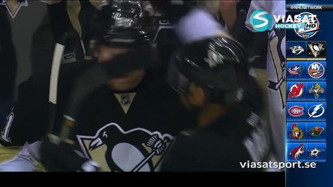 Sammandrag: Pittsburgh-Nashville: 5-2