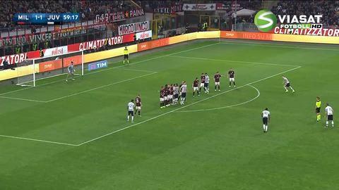 Sammandrag: Pogba sänkte Milan