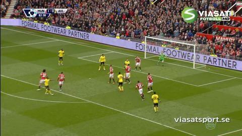 Sammandrag: Rashford skickade ut Aston Villa ur Premier League