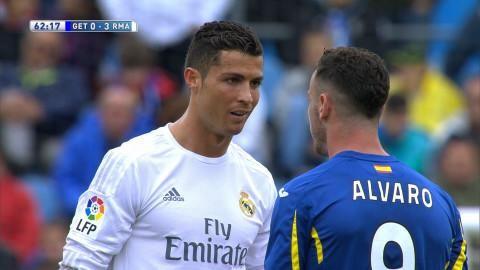 Sammandrag: Real Madrid körde över Getafe på bortaplan