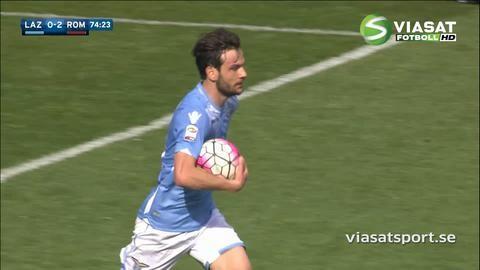 Sammandrag: Roma krossade Lazio i derbyt