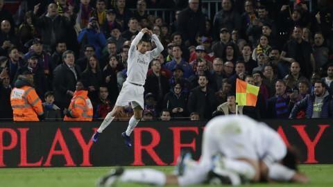 Sammandrag: Ronaldo stor hjälte i El Clásico