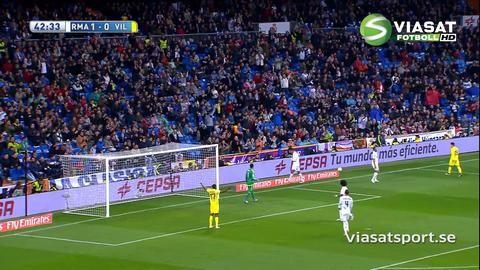 Sammandrag: Säker hemmaseger för Real Madrid
