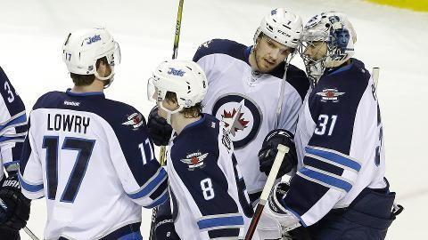 Sammandrag: SJ Sharks-Winnipeg 4-5