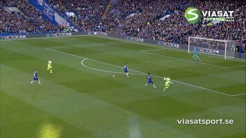 Sammandrag: Skyttekungen sänkte Chelsea med hattrick