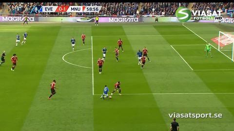 Sammandrag: Stor dramatik när Martial frälste United på Wembley