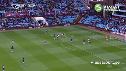Sammandrag: Succédebut för Pato när Chelsea krossade Aston Villa
