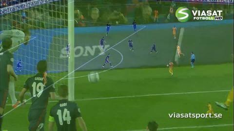 Sammandrag: Torres målskytt och utvisad när Atlético föll