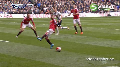 Sammandrag: Tottenhams målexplosion sänkte Man United