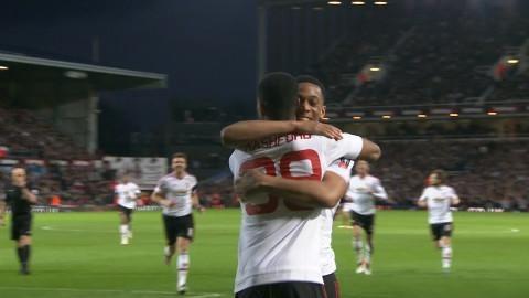 Sammandrag: United avancerade till semifinal i FA-cupen