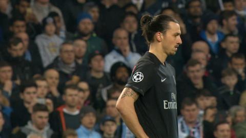 Sammandrag: Zlatan och PSG räckte inte till mot City