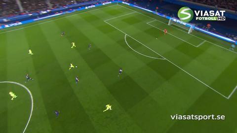 Sammandrag: Zlatan straffmissare och målskytt när City tog poäng mot PSG