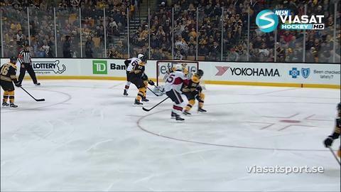Sammandrog: Boston - Ottawa 1-6