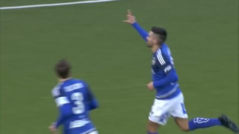 Silva ger Sundsvall 1-0 i Norrlandsderbyt