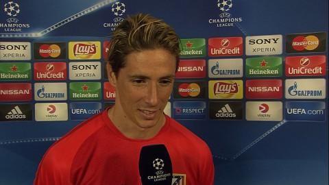 """Torres: """"Är väldigt nöjda med resultatet"""""""