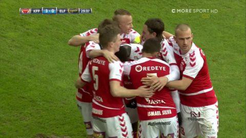Vad händer i Kalmar - Johansson utökar till 3-0!
