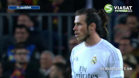 Video: Bales målfirande avbröts - fick målet bortdömt